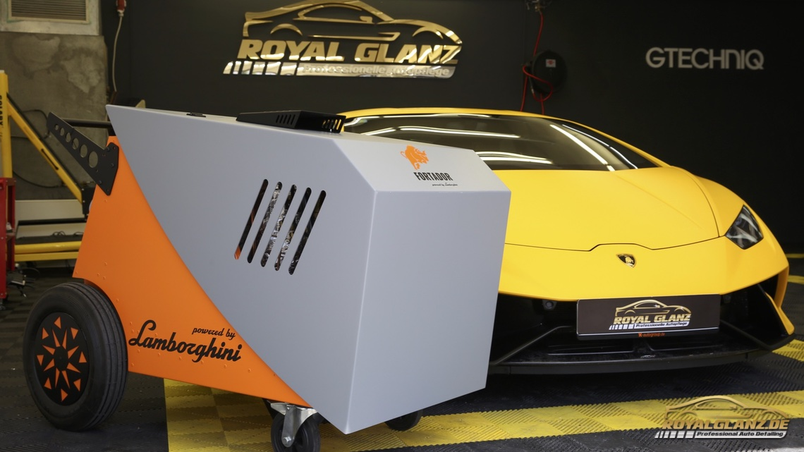 Fortador powered by Lamborghini München